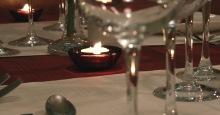 Romantikus vacsora éttermünkben, Budán